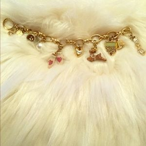 Juicy Couture Limited Edition Holiday Bracelet